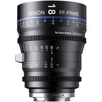 Für weitere Info hier klicken. Artikel: Schneider-Kreuznach Cine Lens Xenon FF-Prime 18mm, T/2,4 PL Mount
