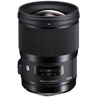 Für weitere Info hier klicken. Artikel: Sigma AF 28mm f/1,4 DG HSM ART Nikon FX