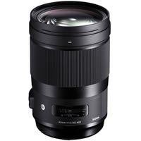 Für weitere Info hier klicken. Artikel: Sigma 40mm f/1.4 DG HSM ART Canon EF