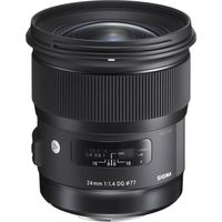 Sigma AF 24mm f/1,4 DG HSM ART Nikon FX