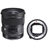 Für weitere Info hier klicken. Artikel: Sigma AF 24mm f/1,4 DG HSM A Canon EF + Sigma Mount Converter MC-11 Sony FE-Mount