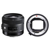 Für weitere Info hier klicken. Artikel: Sigma AF 30mm f/1,4 DC HSM ART Canon EF-S+ Sigma Mount Converter MC-11 Sony E-Mount