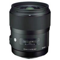 Sigma AF 35mm f/1,4 DG HSM A Nikon FX
