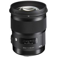 Für weitere Info hier klicken. Artikel: Sigma AF 1,4/50 DG HSM A Canon EF