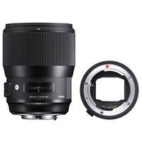Für weitere Info hier klicken. Artikel: Sigma AF 135mm f/1,8 DG HSM A Canon EF + Sigma Mount Converter MC-11 Sony FE Mount Sony FE-Mount