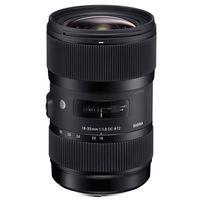 Sigma AF 18-35mm f/1,8 DC HSM A Canon EF-S