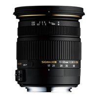Für weitere Info hier klicken. Artikel: Sigma AF 17-50mm f/2,8 EX DC OS HSM Canon EF-S