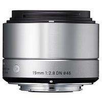 Für weitere Info hier klicken. Artikel: Sigma AF 19mm f/2,8 DN A silber Micro Four Thirds