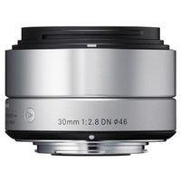 Für weitere Info hier klicken. Artikel: Sigma AF 30mm f/2,8 DN A silber Micro Four Thirds