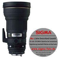 Für weitere Info hier klicken. Artikel: Sigma AF 300mm f/2,8 APO HSM DG Sigma