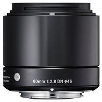 Für weitere Info hier klicken. Artikel: Sigma AF 60mm f/2,8 DN A schwarz Micro Four Thirds