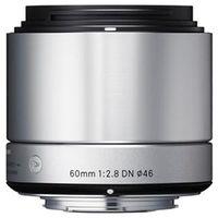Für weitere Info hier klicken. Artikel: Sigma AF 60mm f/2,8 DN A silber Sony E-Mount