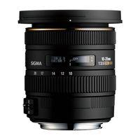 Für weitere Info hier klicken. Artikel: Sigma AF 3,5/10-20 EX DC HSM Nikon DX