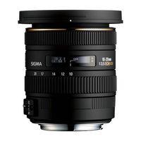 Für weitere Info hier klicken. Artikel: Sigma AF 10-20mm f/3,5 EX DC HSM Sigma