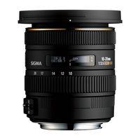 Für weitere Info hier klicken. Artikel: Sigma AF 10-20mm f/3,5 EX DC HSM Sony A-Mount
