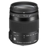 Für weitere Info hier klicken. Artikel: Sigma AF 18-200mm f/3,5-6,3 DC Makro OS HSM C Canon EF-S
