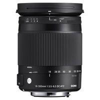 Sigma AF 18-300mm f/3,5-6,3 DC Makro OS HSM C Canon EF-S