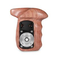 Für weitere Info hier klicken. Artikel: SmallRig 1891 Left Side Wooden Grip with Arri Rosette