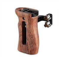 Für weitere Info hier klicken. Artikel: SmallRig 2093 Wooden Universal Side Handle