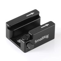 Für weitere Info hier klicken. Artikel: SmallRig 2260 Cold Shoe Mount Adapter with Anti off Button