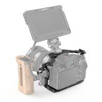 Für weitere Info hier klicken. Artikel: SmallRig 3007 Cage & HDMI-Kabelklemme für Sony Alpha 7S III
