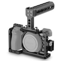Für weitere Info hier klicken. Artikel: SmallRig Cage für Sony A6500/A6300 Cage Accessory Kit - 168