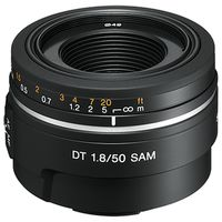 Sony AF 50mm f/1,8 SAM DT Sony A-Mount
