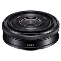 Sony AF 20mm f/2,8 Sony E-Mount