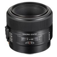 Sony AF 50mm f/2,8 Makro Sony A-Mount Vollformat