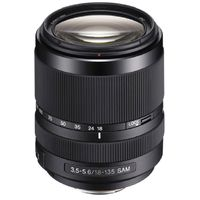 Sony AF 18-135mm f/3,5-5,6 DT SAM Sony A-Mount