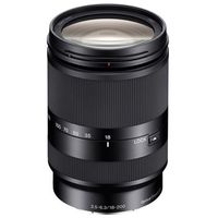 Sony AF 18-200mm f/3,5-6,3 LE schwarz Sony E-Mount