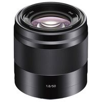 Sony SEL 50mm f/1,8 OSS schwarz Sony E-Mount