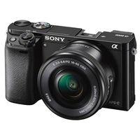 Sony Alpha 6000 (ILCE-6000) + SEL 16-50mm PZ OSS schwarz
