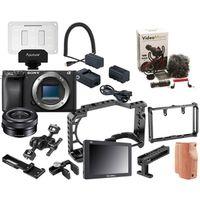 Für weitere Info hier klicken. Artikel: Sony Alpha 6400 (ILCE-6400) + SEL 16-50mm PZ OSS + Smallrig Vlogger Kit
