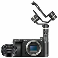Für weitere Info hier klicken. Artikel: Sony Alpha 6400 (ILCE-6400) + SEL 16-50mm PZ OSS + FeiyuTech Gimbal G6 Plus