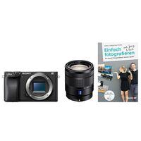 Für weitere Info hier klicken. Artikel: Sony Alpha 6400 (ILCE-6400) + SEL 16-70mm f/4,0 OSS + Buch Einfach fotografieren lernen