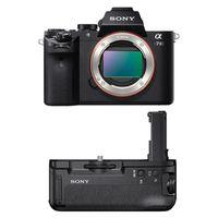 Für weitere Info hier klicken. Artikel: Sony Alpha 7 II (ILCE-7M2) Gehäuse + Batteriegriff VG-C2EM