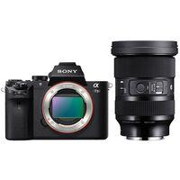 Für weitere Info hier klicken. Artikel: Sony Alpha 7 II (ILCE-7M2) + Sigma AF 24-70mm f/2,8 DG DN ART