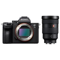 Für weitere Info hier klicken. Artikel: Sony Alpha 7 III (ILCE-7M3) + AF 2,8/24-70 GM