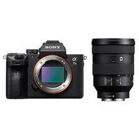 Für weitere Info hier klicken. Artikel: Sony Alpha 7 III (ILCE-7M3) + AF 4,0/24-105 G OSS schwarz