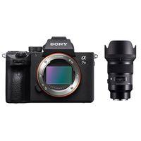Für weitere Info hier klicken. Artikel: Sony Alpha 7 III (ILCE-7M3) + Sigma AF 1,4/50 DG HSM A