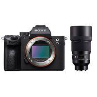 Für weitere Info hier klicken. Artikel: Sony Alpha 7 III (ILCE-7M3) + Sigma AF 1,8/135 DG HSM A