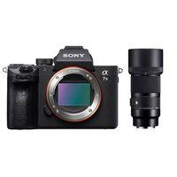 Für weitere Info hier klicken. Artikel: Sony Alpha 7 III (ILCE-7M3) + Sigma AF 70mm f/2,8 DG Macro A