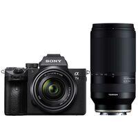 Für weitere Info hier klicken. Artikel: Sony Alpha 7 III (ILCE-7M3) + SEL 28-70mm OSS FE + Tamron 70-300mm f/4.5-6.3 Di III RXD Sony FE-Mount