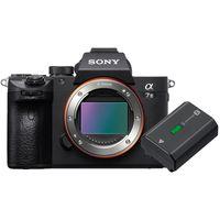 Für weitere Info hier klicken. Artikel: Sony Alpha 7 III (ILCE-7M3) + Sony Akku NP-FZ100