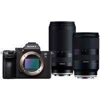 Für weitere Info hier klicken. Artikel: Sony Alpha 7 III (ILCE-7M3) + Tamron 28-75mm f/2,8 Di + Tamron 70-300mm f/4.5-6.3 Di III RXD Sony FE-Mount