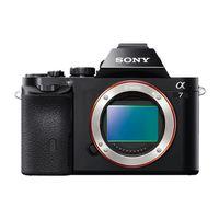 Für weitere Info hier klicken. Artikel: Sony Alpha 7 (ILCE-7) Gehäuse