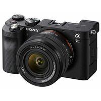 Für weitere Info hier klicken. Artikel: Sony Alpha 7C (ILCE-7C) Gehäuse + SEL 28-60 schwarz