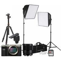 Für weitere Info hier klicken. Artikel: Sony Alpha 7C (ILCE-7C) Streaming-Kit