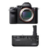 Für weitere Info hier klicken. Artikel: Sony Alpha 7R II (ILCE-7RM2) Gehäuse + Batteriegriff VG-C2EM